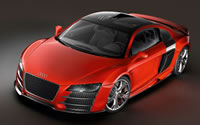 Audi RS8 :: Sample Caption for RS8 Image